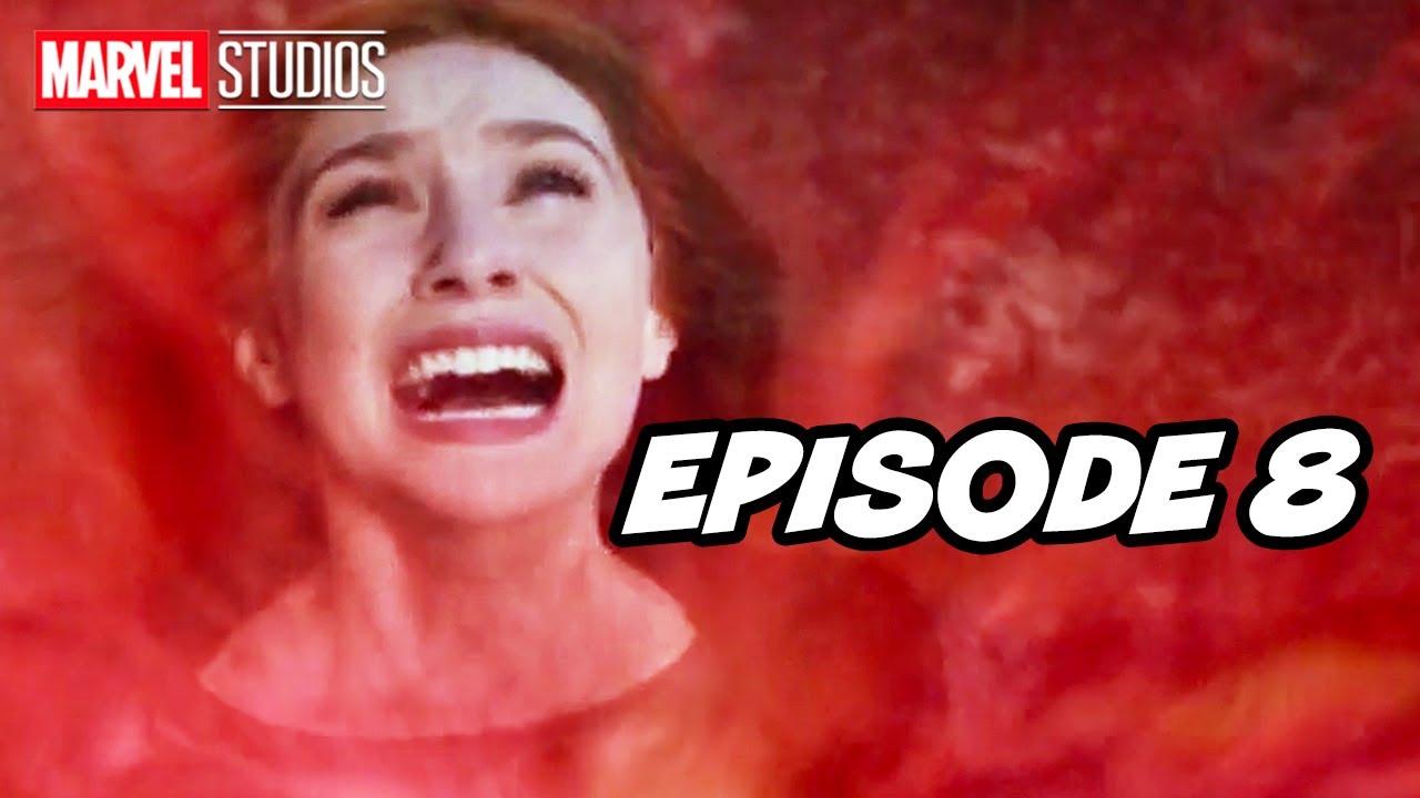 Wandavision Episode 8 Marvel TOP 10 Breakdown and Ending Explained
