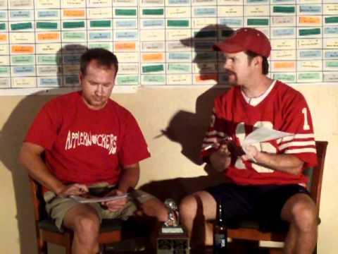 North Idaho Fantasy Football Draft Review PART 1