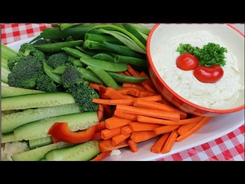 How To Make A Holiday Veggie Tray ~ Have A Rada Holiday ~ Noreen's Kitchen