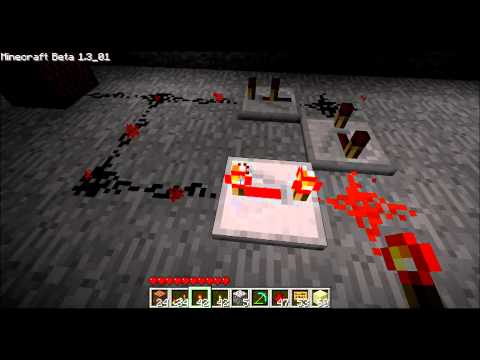 Minecraft: Redstone Repeater