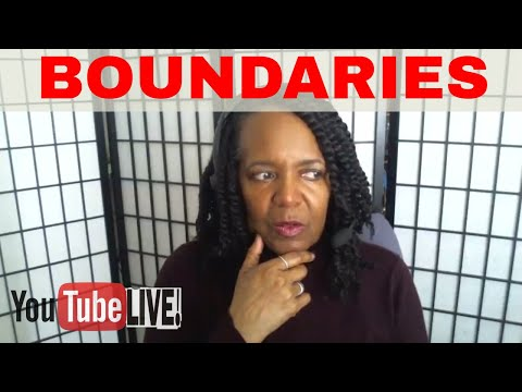How to Establish and Maintain Boundaries with Men | Part 2