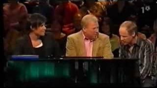 Så ska det låta, Ungmön på käringön, Robert Gustafsson