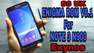 Galaxy A7 2017/Galaxy S8 Rom Port for Note 3 N900 - Angelo
