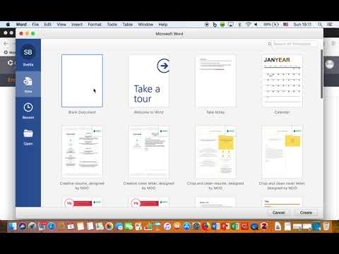 EndNote Word Plug-In for MAC