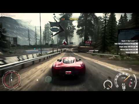 Need for Speed Rivals Unlocking The Pagani Huayra