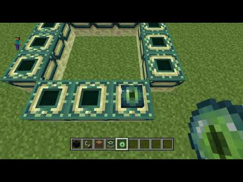 Minecraft PS4:How to make the NETHER and END PORTAL