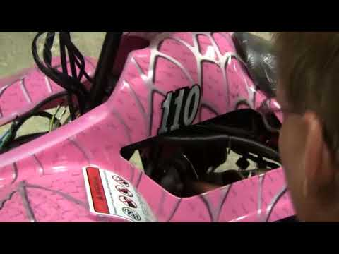 Mini ATV Carburetor Removal