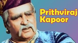 Prithviraj Kapoor - Biography