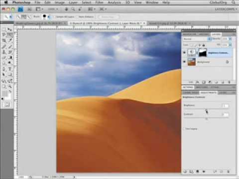 Photoshop CS4 Image Adjustments