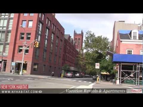 New York City - Video tour of Chelsea, Manhattan (Part 1)
