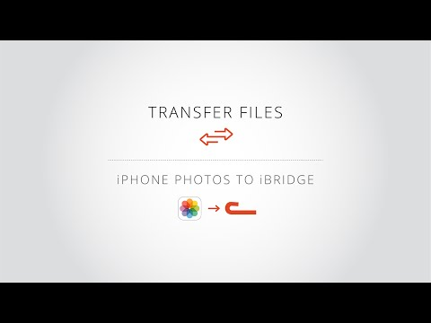 Leef How To - Transferring files to and from Leef iBridge™