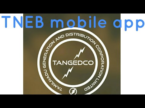 Tangedco mobile app official/TNEB