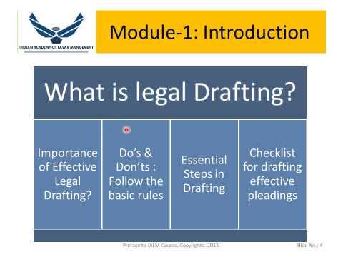 LegalDrafting v2