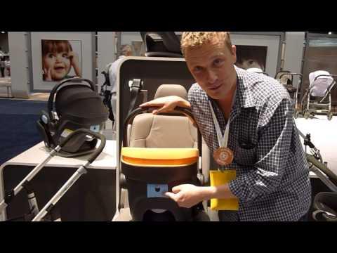 Car Seat Review:  UPPAbaby Mesa Infant Car Seat