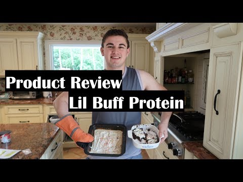 Lil Buff Protein Cake Review | Average Dude Cooking
