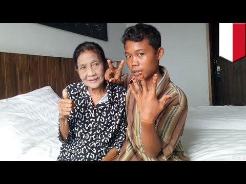 Xxx Mp4 Pernikahan Nenek Dan Anak Muda Di Sumatera Selatan Menjadi Sensasi TomoNews 3gp Sex