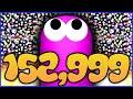 150,000K+ WORLD RECORD MASS GAMEPLAY - SLITHER.IO WORLD RECORD (YouTube SLITHER.IO Highscore)