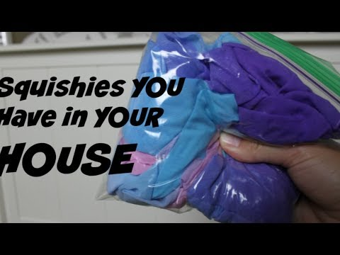Squishies YOU Have in Your HOUSE| Part 2