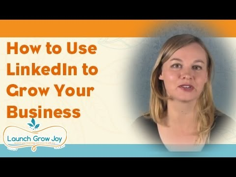 LinkedIn Marketing - How to use LinkedIn for business