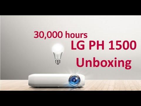 LG PW 1500 G Mini Beam Projector