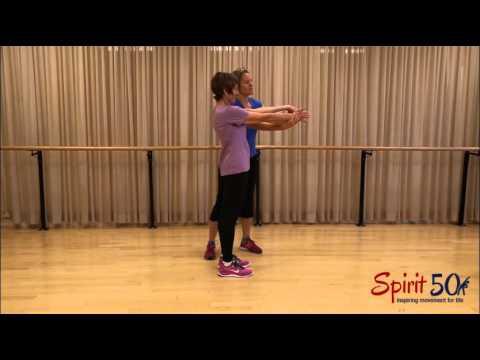 Wrist and bi-cep stretch- no equipment needed