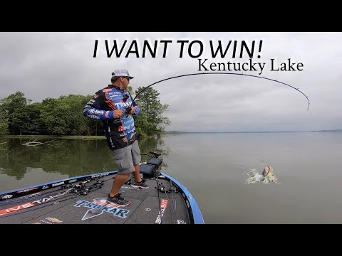I WANT TO WIN KENTUCKY LAKE!