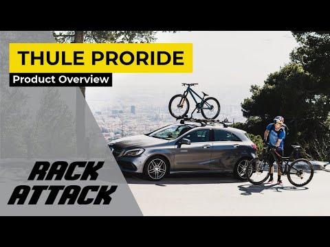 Thule 598003 ProRide Upright Bike Rack for Thule Roof Racks