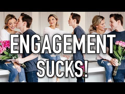 WHY ENGAGEMENT SUCKS! | Dating Advice
