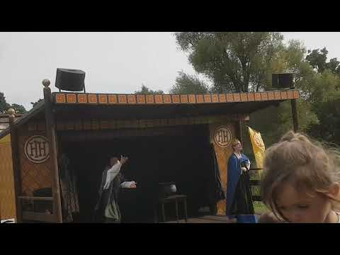 Horrible Histories Warwick Castle 2017