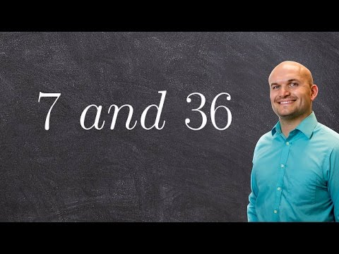 How to find the geometric mean between two numbers