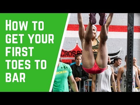 How to Get Your First Toes to Bar