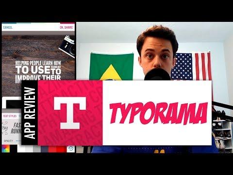 Typorama - Add Beautiful Text to Photos