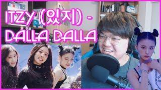 Download ITZY (있지) - DALLA DALLA (달라달라) MV Reaction [THE DUALITY?!] Video