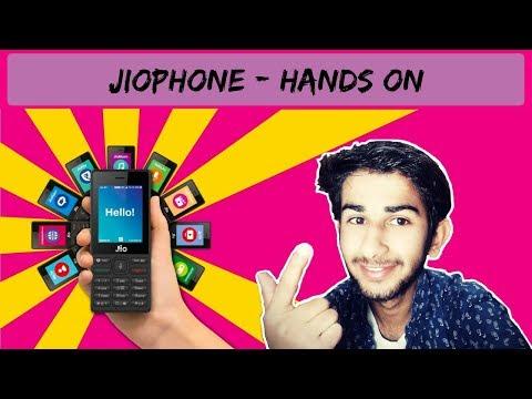 JioPhone - Hands On Video - Original