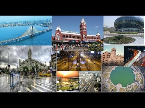 Top 10 cities in India based on GDP  2017 HD