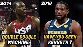 What Happened to Kenneth Faried