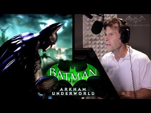 Batman: Arkham Underworld - The Voice of Batman