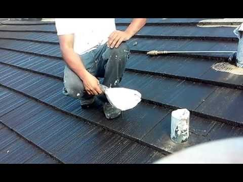 How to Cleaning the Roof Tiles fast