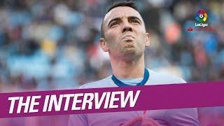The interview: Iago Aspas, Celta de Vigo player