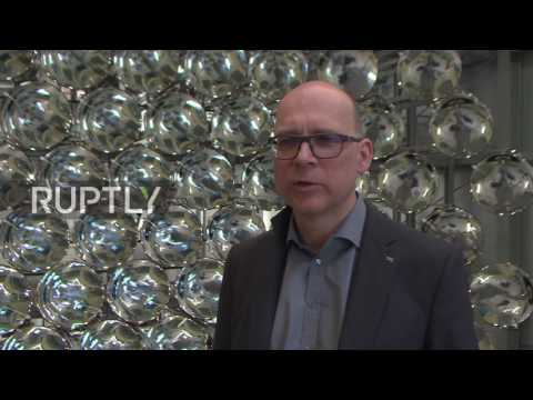 Germany: Hotter than the... world's largest artificial sun switched on