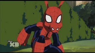 Ultimate Spider-Man - Run Pig Run - Peter Porker