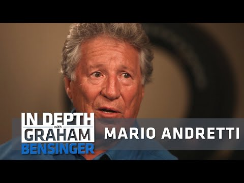 Mario Andretti: Racing immediately after best friend's death