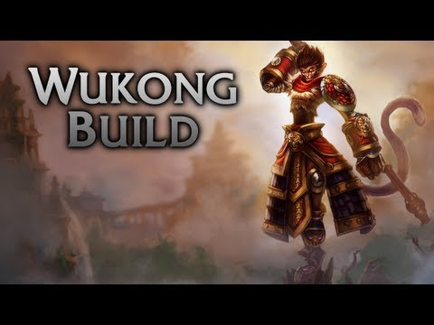 League of Legends | Wukong Solo Top Build