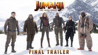 JUMANJI: THE NEXT LEVEL - Trailer #2 - In Cinemas Boxing Day