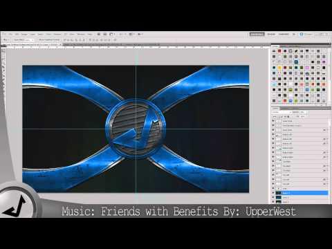 JakXDesigns Desktop Background - Speed Art