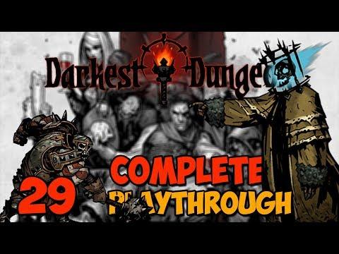 Darkest Dungeon Complete Playthrough - Ep 29 - Darkest Dungeon Crimson Court Complete Playthrough