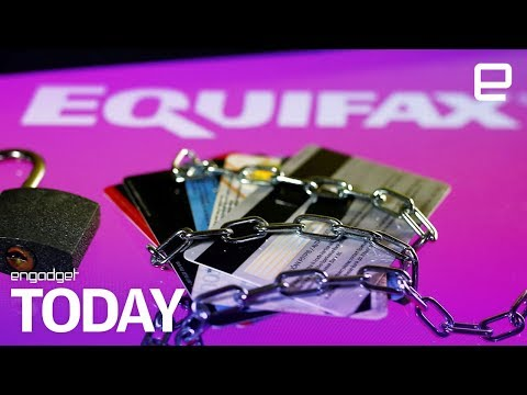 Equifax to offer a free lifetime credit lock | Engadget Today