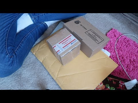Opening Packages From Etsy! {3/31/18}