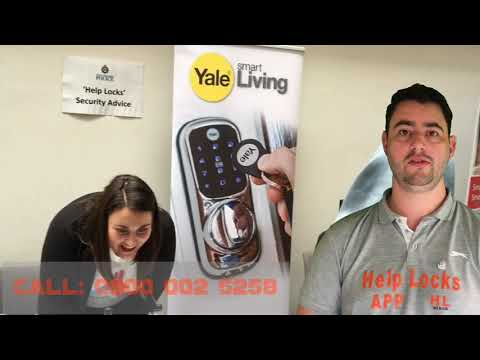 National Home Security Month, Help Locks Products https://www.helplocks.com