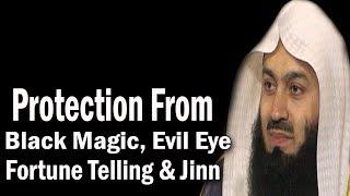 What Islam Says About Black Magic, Evil Eye, Fortune Telling  & Jinn   Mufti Menk